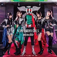 【invincible】<CD>