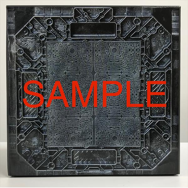 「パンドラボックス」型CDボックスセット